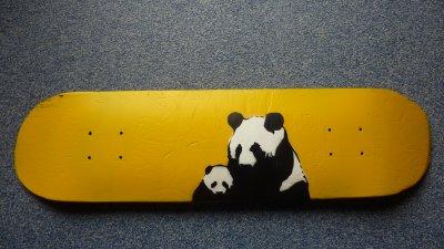 #67. Maman panda & bébé panda.
