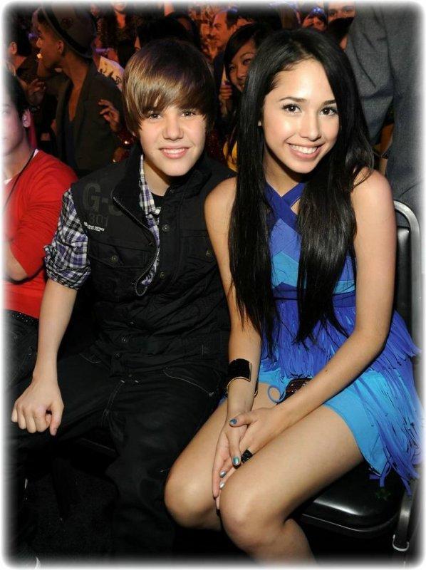 jasmine  V... and Justin :)