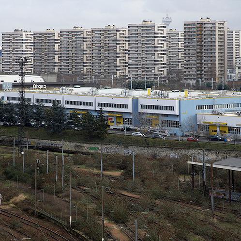 Classement de l'etat des 50 cités les plus sensibles de France
