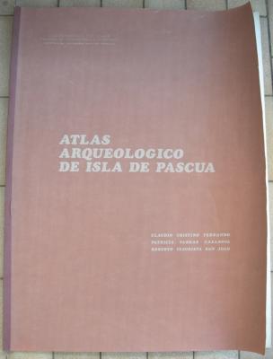 Atlas archéologique de l'IDP/couverture