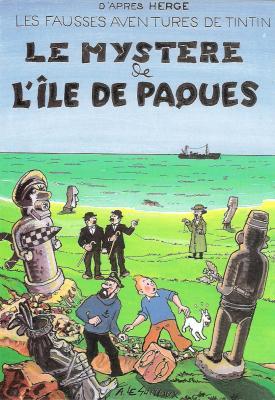 Tintin à l'IDP
