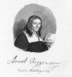 Portrait d'Arent Roggeveen, le père de Jacob Roggeveen