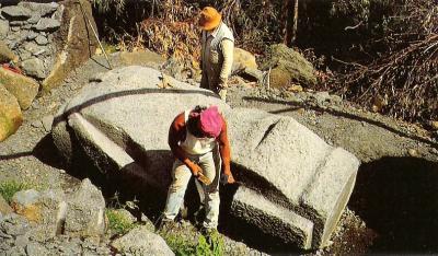 moai de la Paix/1