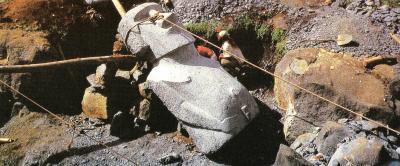 moai de la Paix/2