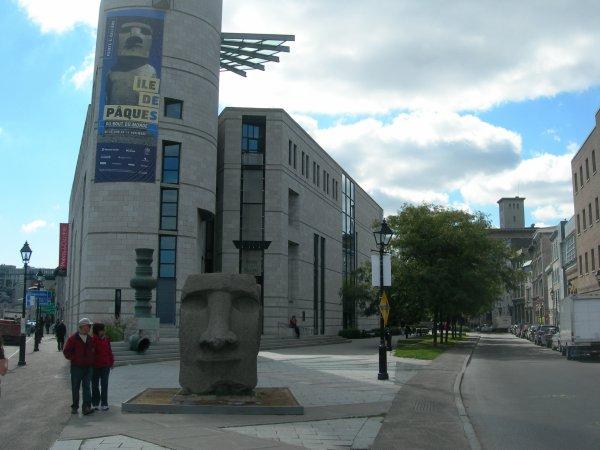 Exposition de Montréal - Musée de Pointe-à-Callière - 17/09/2010 - 14h00