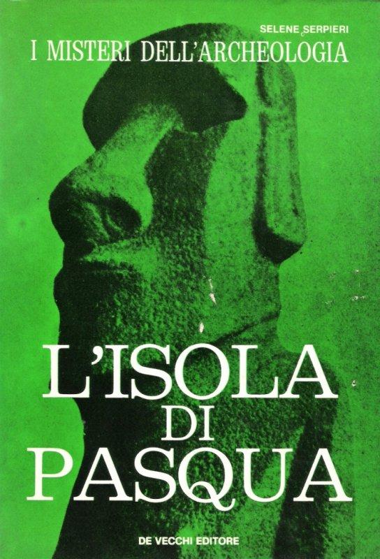 """L'isola di Pasqua"" de Selene Serpieri (03/1973)"