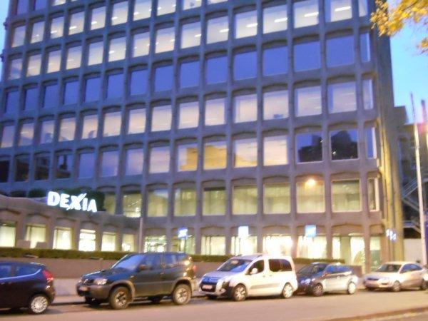 Espace Dexia, avenue Maurice Destenay, 7 à Liège (Belgique) - 28/10/2010 - 18h30