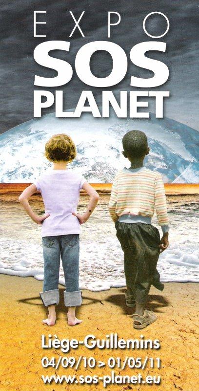 SOS Planet - folder