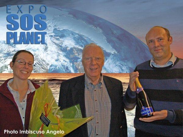 SOS Planet - 50.000e visiteur ou visiteuse - 12/11/2010