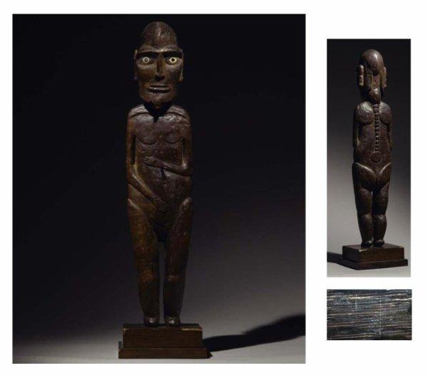 moai pa'a pa'a à vendre le 26/11/2010