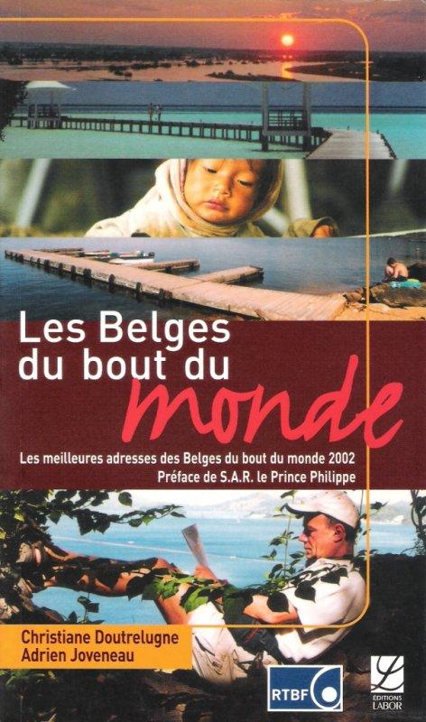 Les Belges du bout du monde (2e édition) - couverture