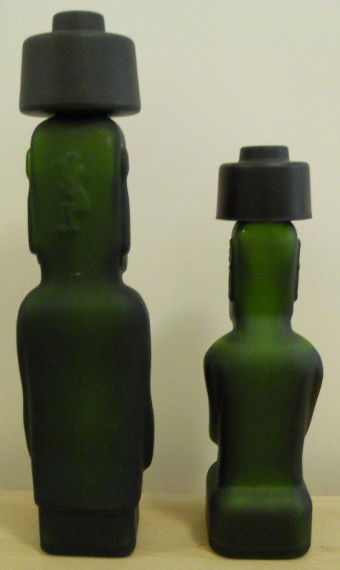 bouteilles de pisco