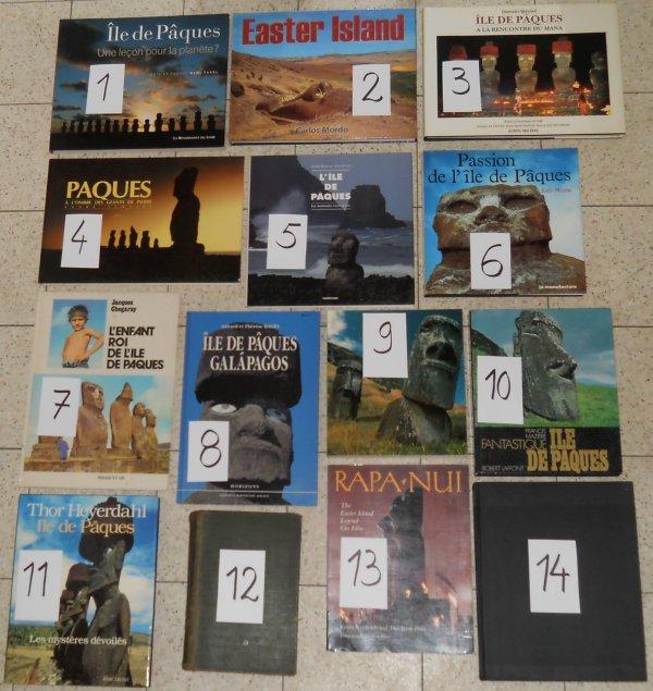 14 livres à échanger