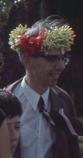 Te Pito à l'aéroport de Mataveri (09/07/1979)