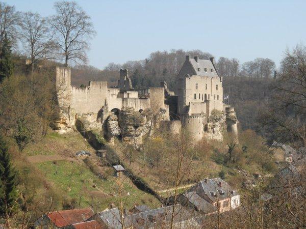 Larochette (GD de Luxembourg) - 29/03/2011