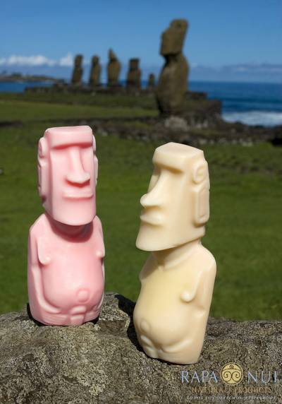 Rapa Nui - natural products