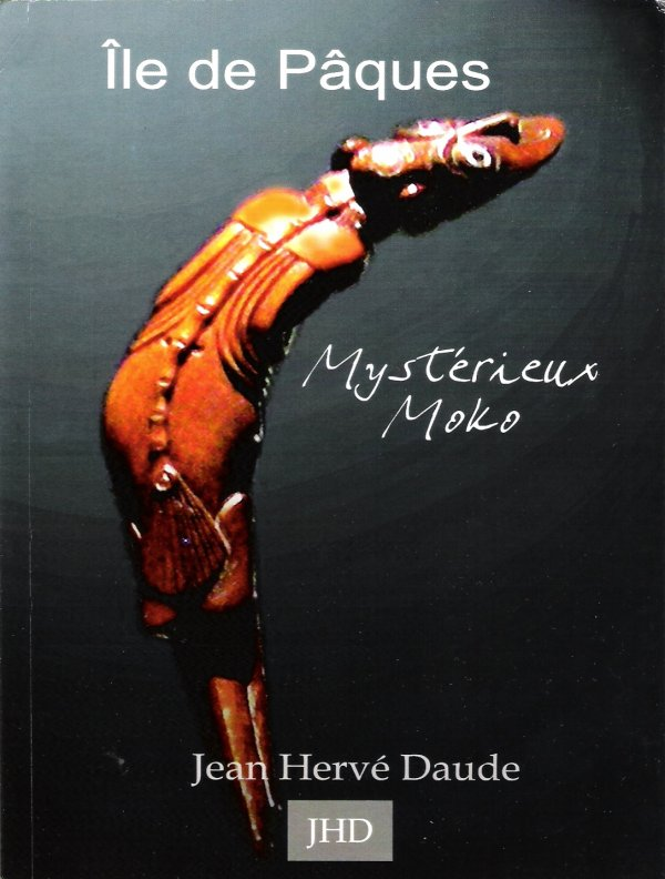 """Nouveau livre de Jean Hervé Daude: """"Mystérieux Moko"""" - recto - 03/2011"""