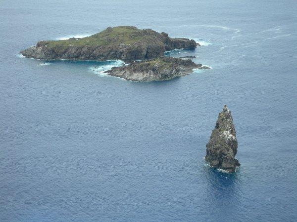 Motu Nui et le culte de l'homme-oiseau - 15/11/2005