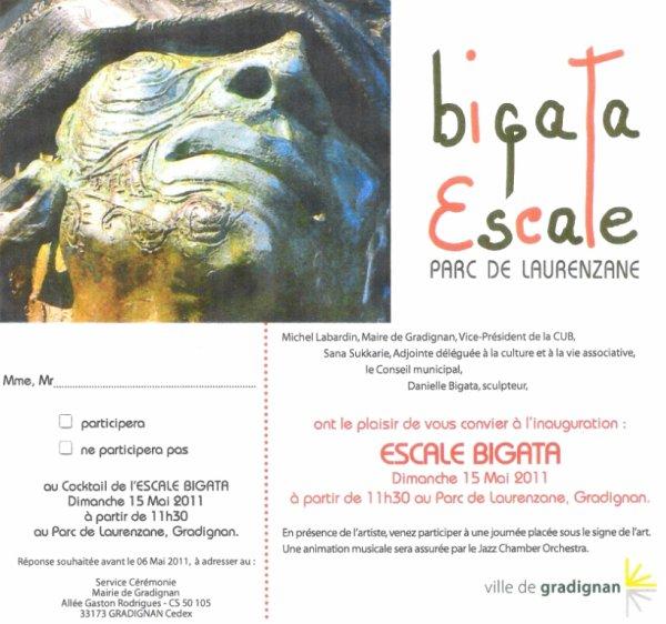 15/05/2011 - inauguration de l'Escale Bigata