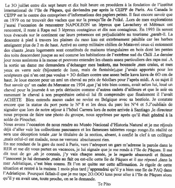 """97e article de FD: """"1979 Rapa Nui"""" (4/4)"""