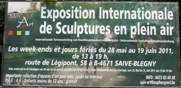Saiv'Art à Saive (Belgique) - 12/06/2011