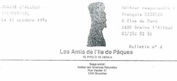 """99e article de FD: """"Un moai inconnu de l'île de Pâques dans un musée européen"""" (1/9)"""