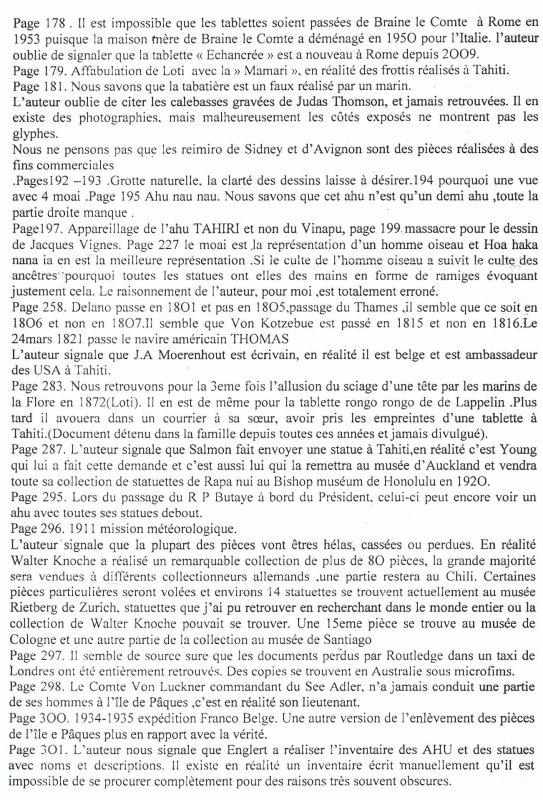 critique du livre de Guy Chagnon par Te Pito (4/5)