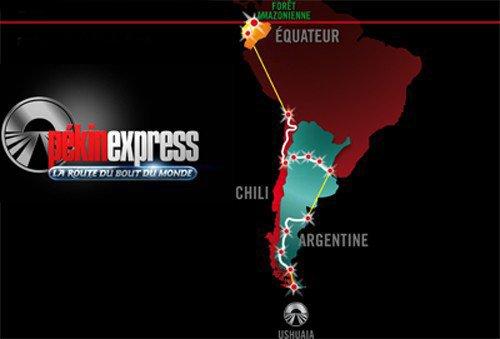 Pékin Express (2010) sur Plug RTL (Belgique) le 25/07/2011 (6e étape à l'IDP)