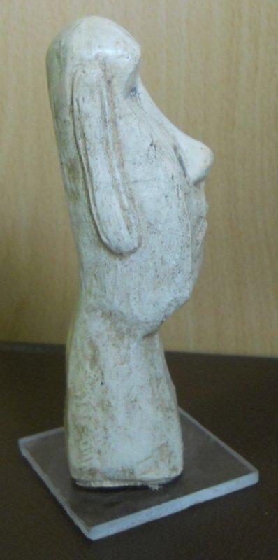 Réplique du moai de Zandvoort (Pays-Bas)