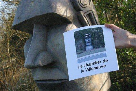 """Livre """"Le chapelier de la Villeneuve"""" (03/2011) édité à ... 20 exemplaires par le chapelier anonyme"""