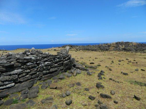 Randonnée de la côte Nord entre l'ahu Te Peu & Anakena - (08/12/2013) - 7