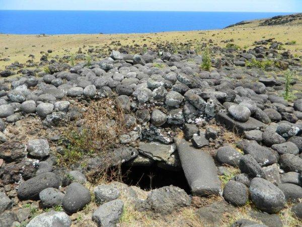 Randonnée de la côte Nord entre l'ahu Te Peu & Anakena - (08/12/2013) - 10