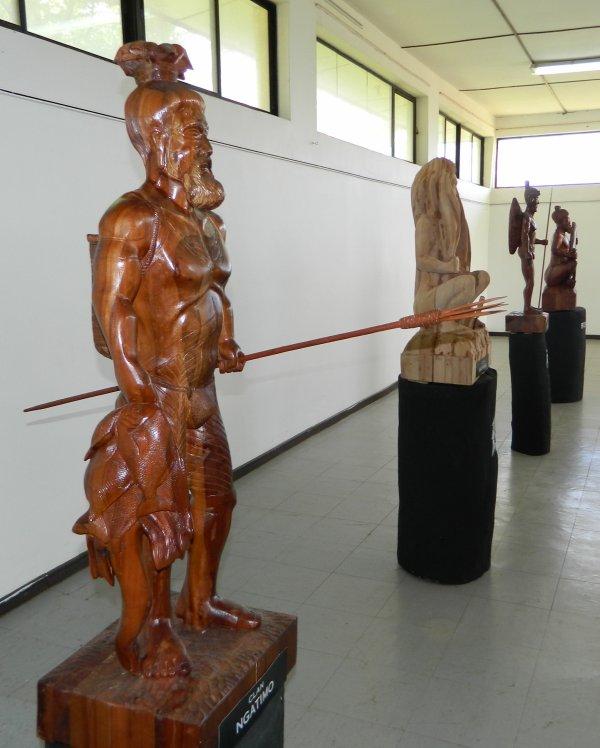 """Exposition """"Hopu Manu"""" (04/12/2013) - 2"""