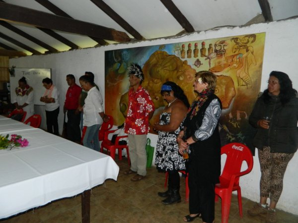 Réunion exceptionnelle du Parlement Rapa Nui (11/12/2013) - 1