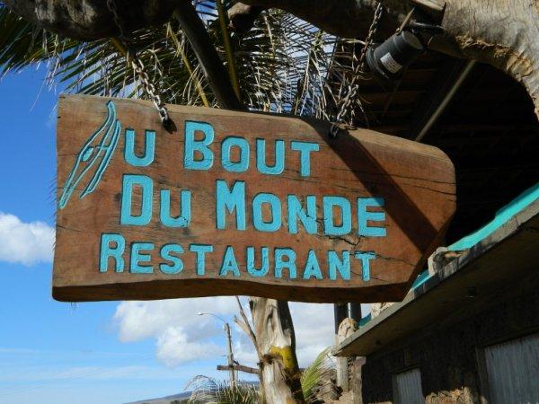 """Restaurant """"Au bout du Monde"""" - 1"""