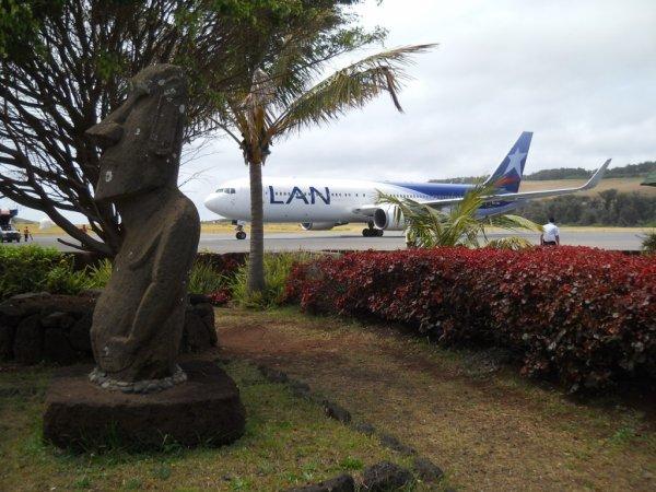 Aéroport de Mataveri (13/12/2013) - 1