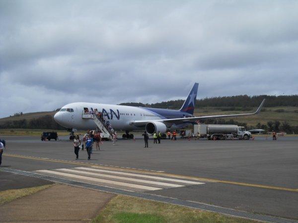 Aéroport de Mataveri (13/12/2013) - 2