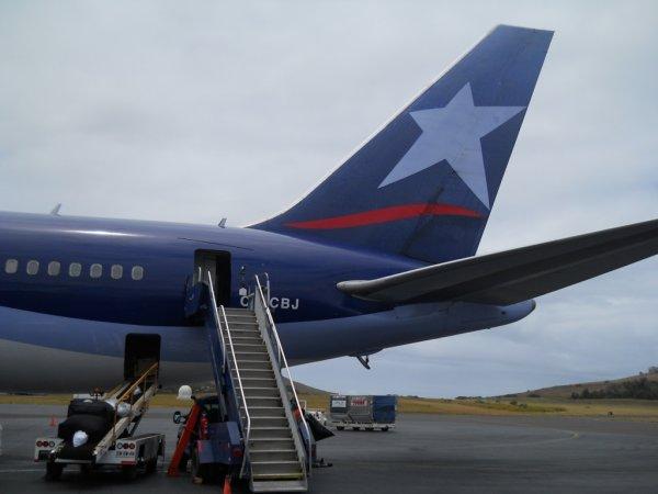 Aéroport de Mataveri (13/12/2013) - 3