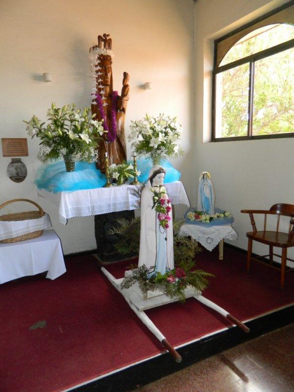 Hanga Roa - Eglise (09/12/2013) - 5