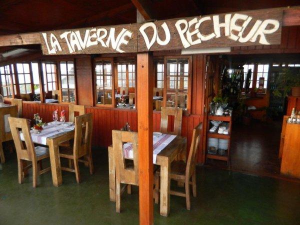 """Restaurant: """"La Taverne du Pêcheur"""" (1/2)"""