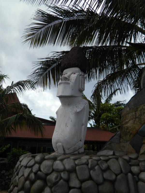Hanga Roa - hôtel Vai Moana (12/12/2013)