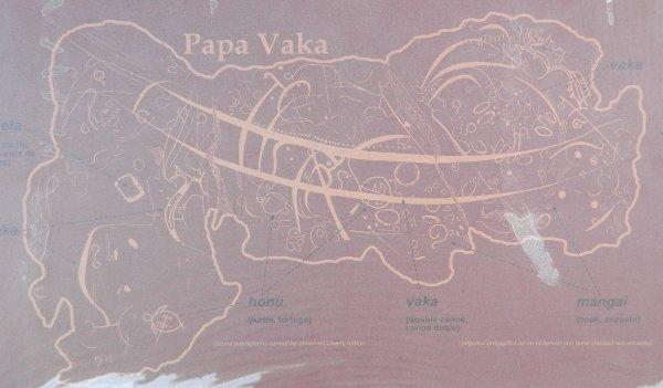 Pétroglyphes - Papa Vaka - 1 (06/12/2013)