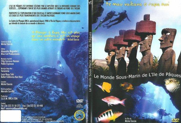 2 DVD achetés à l'IDP