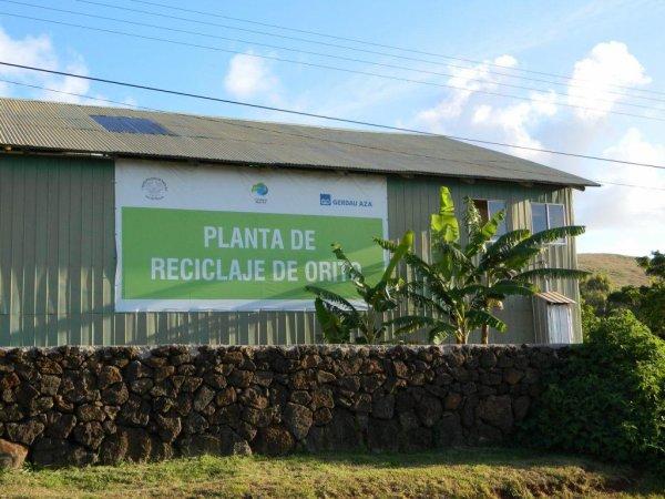 Recyclage près de l'Orito (12/2013)