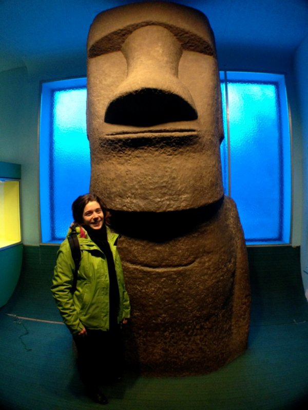American Museum of Natural History - New York (13/02/2014) & Alison De Jean - 1