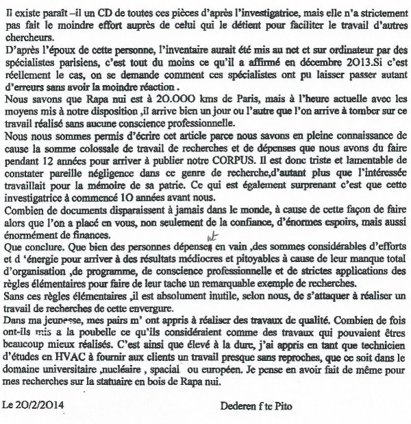 """217e article de FD: """"Massacre pour un inventaire international"""""""