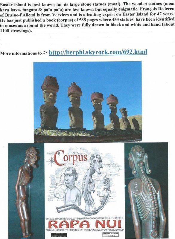 "Corpus ""Rapa Nui"" - english"