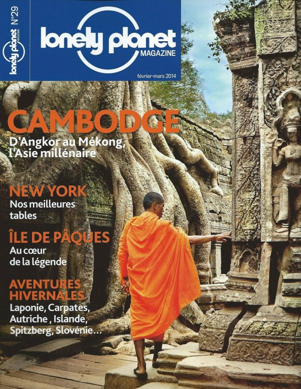 Lonely Planet n° 29 (février - mars 2014)