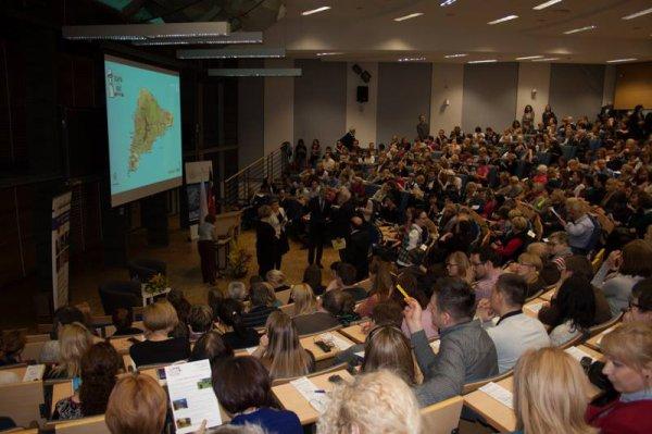 Conférence sur l'IDP à Varsovie (Pologne) - 09/04/2014 - (2/2)