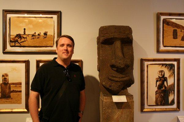 Le moai Henry